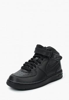 Кроссовки, Nike, цвет: черный. Артикул: NI464ABUFG36. Мальчикам / Обувь / Кроссовки и кеды