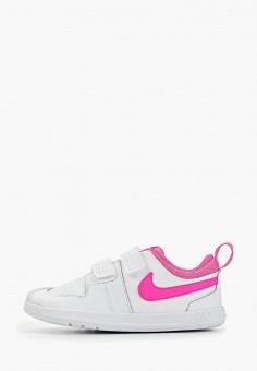 Кеды, Nike, цвет: белый. Артикул: NI464AGFMDC9.