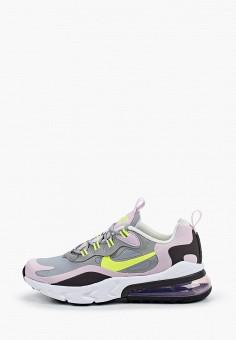 Кроссовки, Nike, цвет: фиолетовый. Артикул: NI464AGHVUQ8.