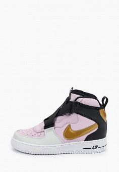 Кеды, Nike, цвет: розовый. Артикул: NI464AGHVUR0.