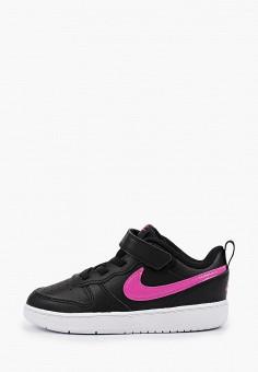Кеды, Nike, цвет: черный. Артикул: NI464AGHVUW4. Новорожденным