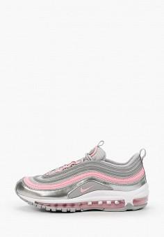 Кроссовки, Nike, цвет: серый. Артикул: NI464AGIVMZ7. Девочкам / Спорт