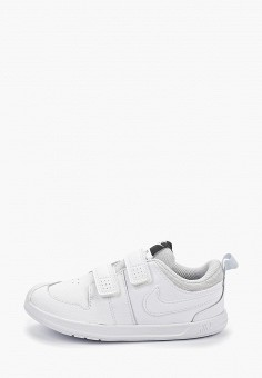 Кеды, Nike, цвет: белый. Артикул: NI464AKFMDC7. Мальчикам / Обувь / Кроссовки и кеды