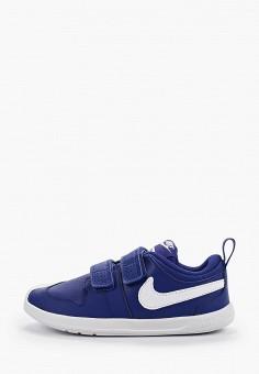 Кроссовки, Nike, цвет: синий. Артикул: NI464AKFMDD0. Мальчикам / Обувь / Кроссовки и кеды