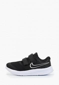Кроссовки, Nike, цвет: черный. Артикул: NI464AKFMDD5.