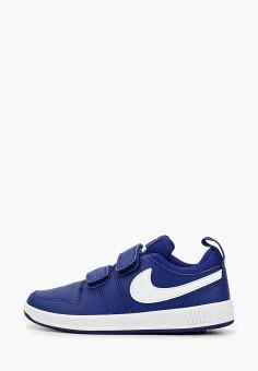 Кроссовки, Nike, цвет: синий. Артикул: NI464AKFMDJ7. Девочкам / Спорт