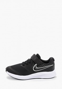 Кроссовки, Nike, цвет: черный. Артикул: NI464AKFMDK4. Девочкам / Спорт