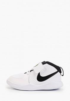 Кроссовки, Nike, цвет: белый. Артикул: NI464AKFMYT7. Мальчикам / Обувь / Кроссовки и кеды