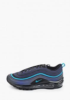 Кроссовки, Nike, цвет: синий. Артикул: NI464AKHVUO2. Девочкам / Спорт