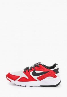 Кроссовки, Nike, цвет: красный. Артикул: NI464AKHVUQ3. Мальчикам / Обувь / Кроссовки и кеды