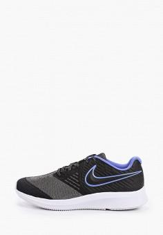 Кроссовки, Nike, цвет: черный. Артикул: NI464AKHVUZ8. Мальчикам / Обувь / Кроссовки и кеды
