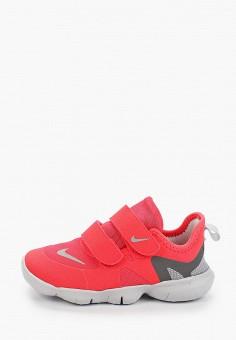 Кроссовки, Nike, цвет: розовый. Артикул: NI464AKHVVI4. Девочкам / Спорт