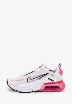 Кроссовки, Nike, цвет: белый. Артикул: NI464AKIVNQ2. Девочкам / Спорт