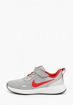 Кроссовки, Nike, цвет: серый. Артикул: NI464AKKDZQ1.