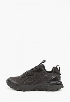 Кроссовки, Nike, цвет: черный. Артикул: NI464AKKDZQ9. Мальчикам / Обувь / Кроссовки и кеды