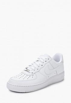 Кеды, Nike, цвет: белый. Артикул: NI464AMBVK74. Обувь / Кроссовки и кеды / Кеды