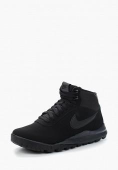 Ботинки, Nike, цвет: черный. Артикул: NI464AMBXF06. Обувь / Ботинки