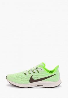 Кроссовки, Nike, цвет: зеленый. Артикул: NI464AMETLY7. Обувь / Кроссовки и кеды / Кроссовки