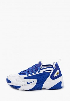Кроссовки, Nike, цвет: синий. Артикул: NI464AMHVOY3. Обувь / Кроссовки и кеды / Кроссовки / Низкие кроссовки