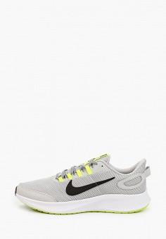 Кроссовки, Nike, цвет: серый. Артикул: NI464AMHVQD3. Обувь / Кроссовки и кеды / Кроссовки