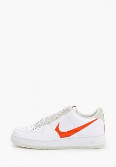 Кеды, Nike, цвет: белый. Артикул: NI464AMHVXD3. Обувь / Кроссовки и кеды / Кеды