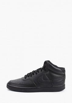 Кеды, Nike, цвет: черный. Артикул: NI464AMHVXG4.