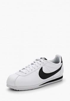 Кеды, Nike, цвет: белый. Артикул: NI464AWAAQH1. Спорт