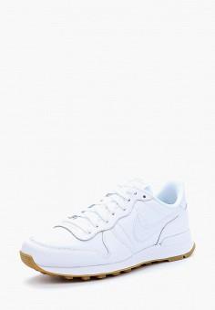 Кроссовки, Nike, цвет: белый. Артикул: NI464AWBBLX7.