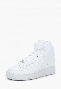Кеды, Nike, цвет: белый. Артикул: NI464AWCMID1.