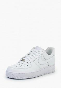 Кеды, Nike, цвет: белый. Артикул: NI464AWFMV89.