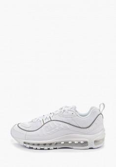 Кроссовки, Nike, цвет: белый. Артикул: NI464AWFMYK0. Обувь / Кроссовки и кеды