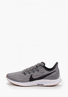 Кроссовки, Nike, цвет: серый. Артикул: NI464AWFNQB5.
