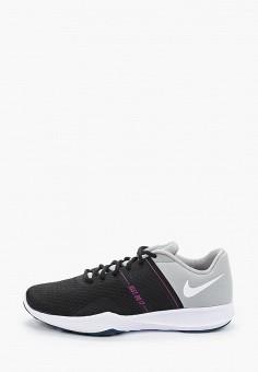 Кроссовки, Nike, цвет: черный. Артикул: NI464AWHUNZ9.