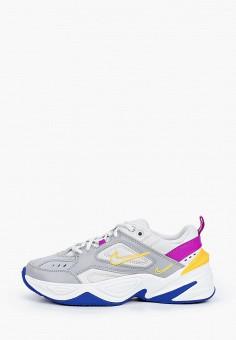 Кроссовки, Nike, цвет: серый. Артикул: NI464AWHUOB6. Спорт