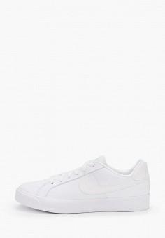 Кеды, Nike, цвет: белый. Артикул: NI464AWHVRM0. Спорт