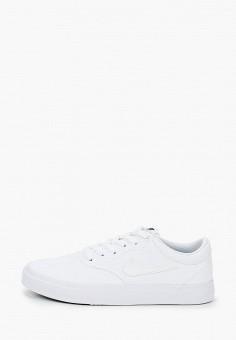Кеды, Nike, цвет: белый. Артикул: NI464AWHVSE2.