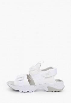 Сандалии, Nike, цвет: белый. Артикул: NI464AWHVSH1. Обувь / Сандалии