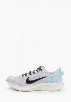Кроссовки, Nike, цвет: серый. Артикул: NI464AWJNLH8.