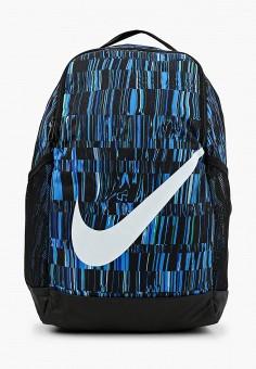 Рюкзак, Nike, цвет: синий. Артикул: NI464BKJVUZ2. Мальчикам / Аксессуары