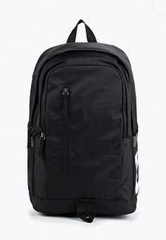 Рюкзак, Nike, цвет: черный. Артикул: NI464BUFLAP7. Аксессуары / Рюкзаки / Рюкзаки