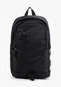 Рюкзак, Nike, цвет: черный. Артикул: NI464BUFLAP7. Аксессуары