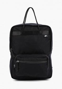 Рюкзак, Nike, цвет: черный. Артикул: NI464BUFLAQ1. Аксессуары / Рюкзаки / Рюкзаки