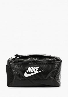 Рюкзак, Nike, цвет: черный. Артикул: NI464BUFLAU7. Аксессуары / Рюкзаки / Рюкзаки