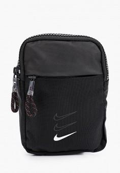 Сумка, Nike, цвет: черный. Артикул: NI464BUHTFU3. Аксессуары