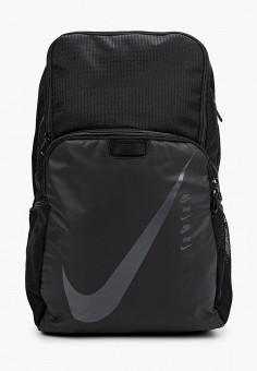 Рюкзак, Nike, цвет: черный. Артикул: NI464BUHTFZ5. Аксессуары / Рюкзаки / Рюкзаки
