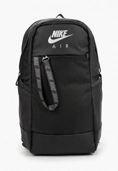 Рюкзак, Nike, цвет: черный. Артикул: NI464BUJNBP8. Аксессуары