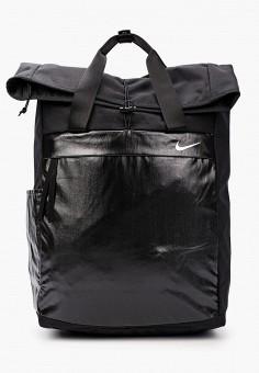 Рюкзак, Nike, цвет: черный. Артикул: NI464BWHTGB7. Аксессуары / Рюкзаки / Рюкзаки
