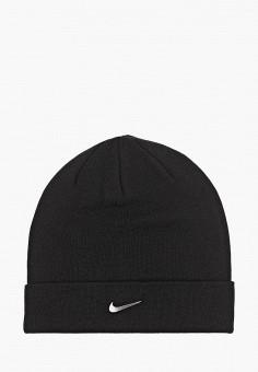 Шапка, Nike, цвет: черный. Артикул: NI464CKJVUU1. Девочкам / Аксессуары