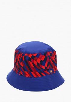 Панама, Nike, цвет: синий. Артикул: NI464CUHTDD3. Аксессуары / Головные уборы