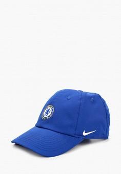 Бейсболка, Nike, цвет: синий. Артикул: NI464CUHTFO9. Аксессуары / Головные уборы